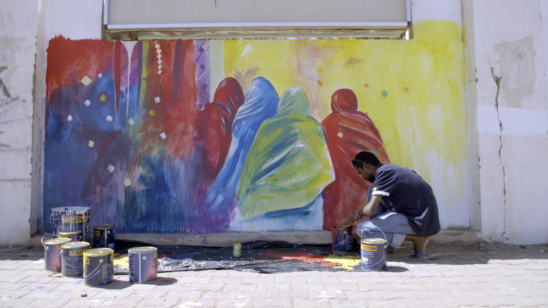 EDITUDE PICTURES Yalla Khartoum